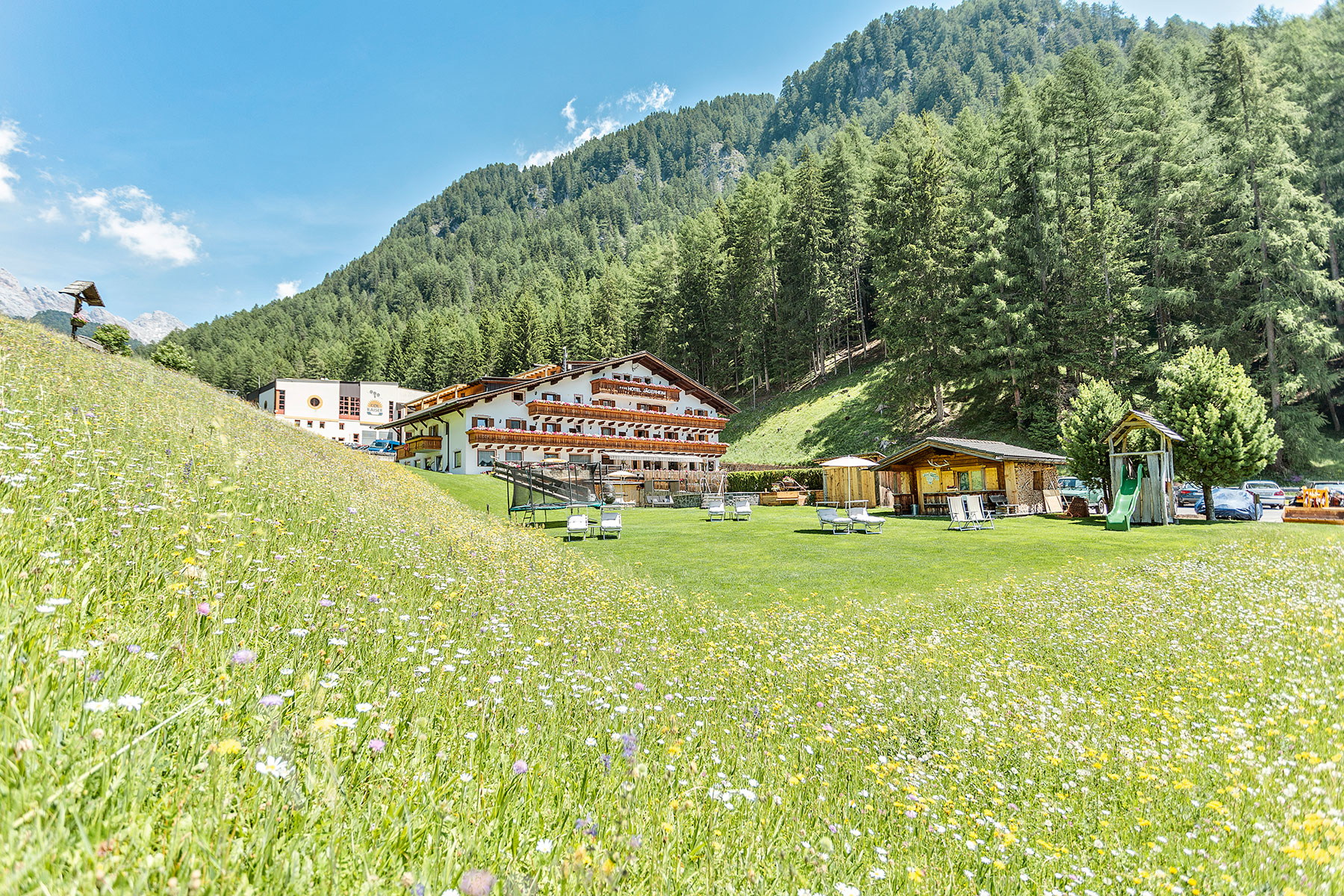 Hotel Jagerheim Selva Di Val Gardena